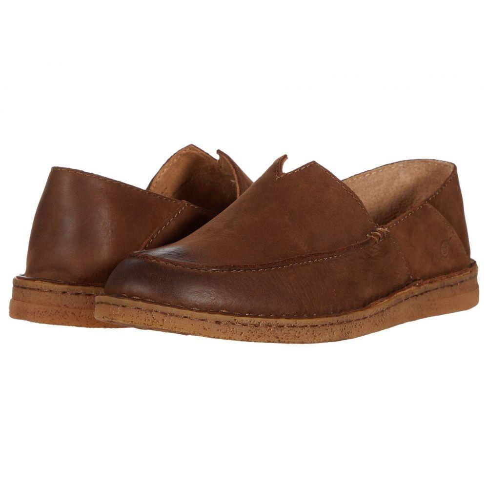ボーン Born メンズ ローファー シューズ・靴【Stewie II】Brown Nubuck