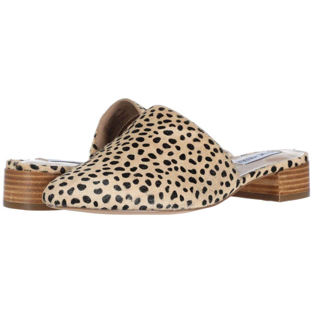 スティーブ マデン Steve Madden レディース ローファー・オックスフォード シューズ・靴【Cairo-L Flat】Cheetah