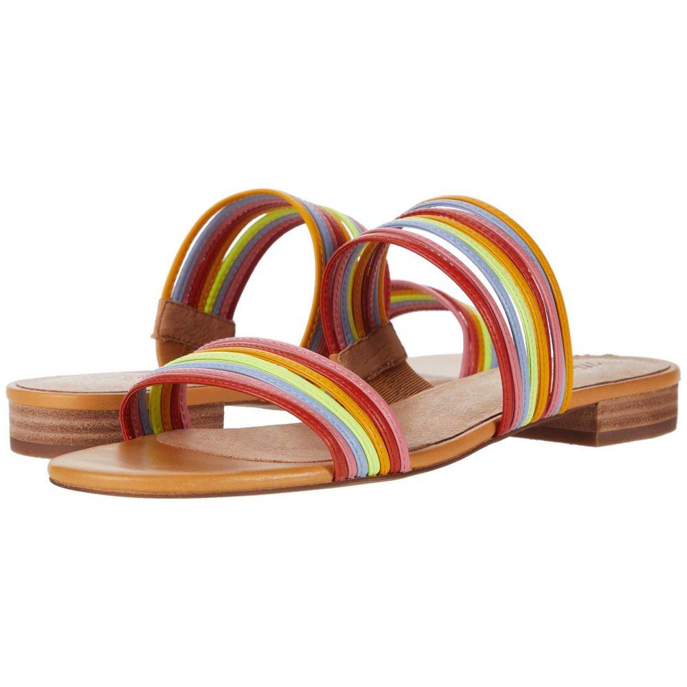 メイドウェル Madewell レディース サンダル・ミュール スライドサンダル シューズ・靴【Meg Slide Sandal】Nouveau Pink Multi