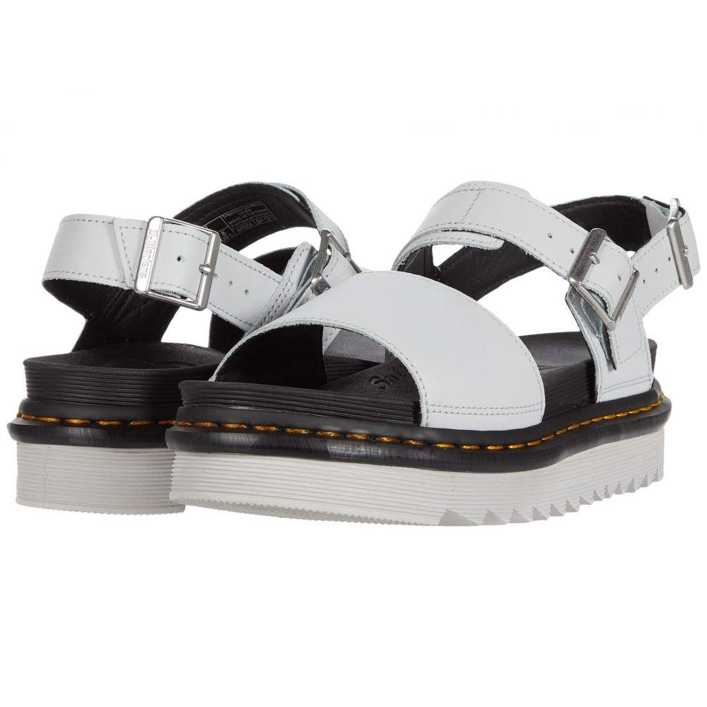 ドクターマーチン Dr. Martens レディース サンダル・ミュール シューズ・靴【Voss】Light Grey