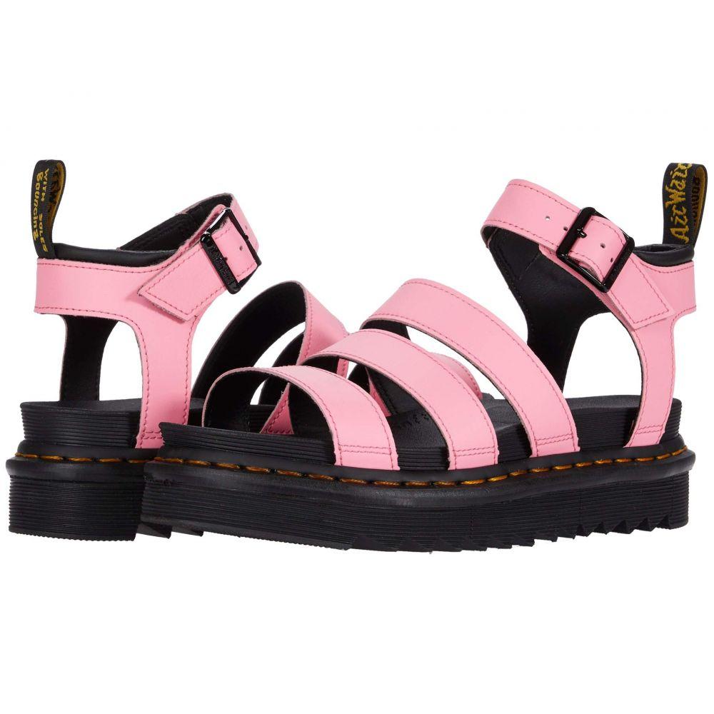 ドクターマーチン Dr. Martens レディース サンダル・ミュール シューズ・靴【Blaire】Pink Lemonade