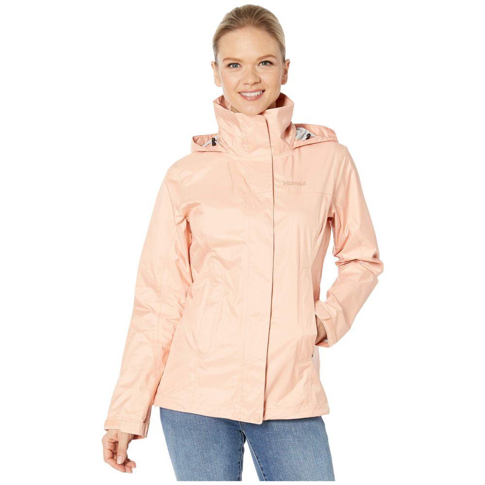 マーモット Marmot レディース ジャケット アウター【PreCip Eco Jacket】Pink Lemonade