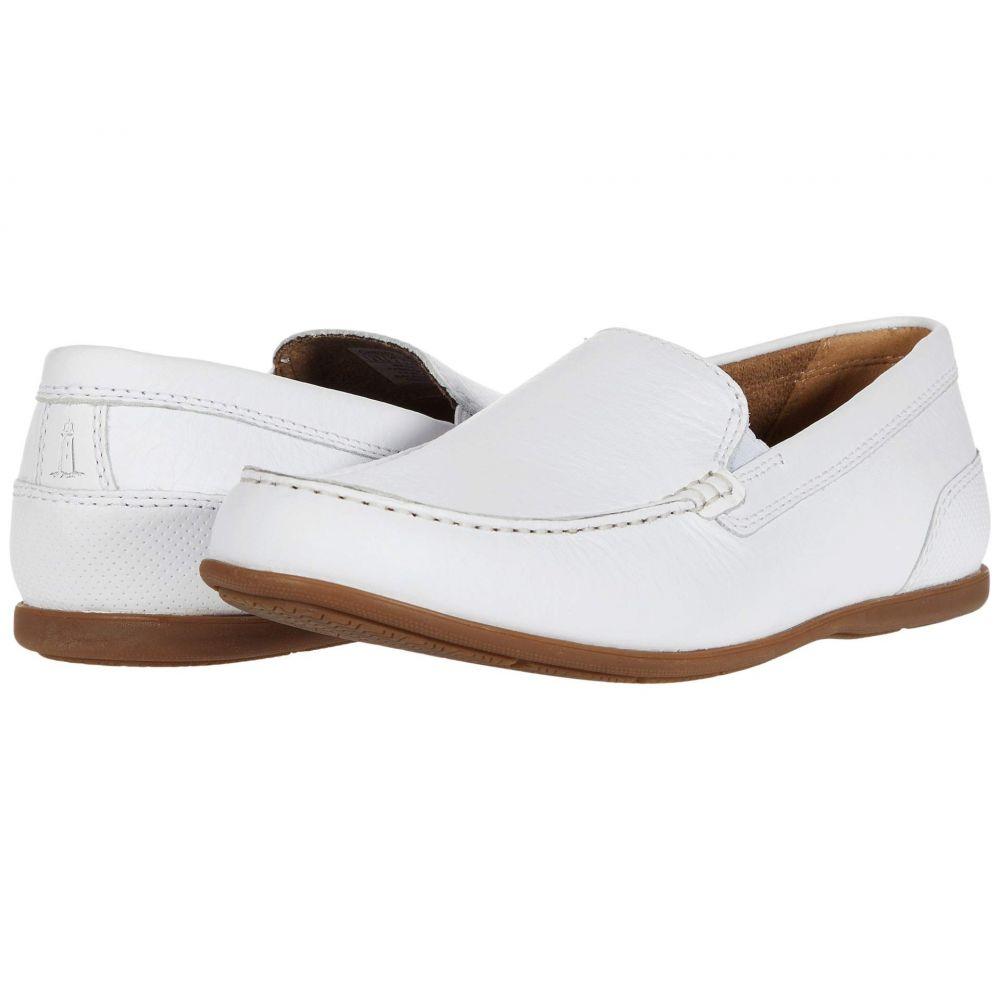 ロックポート Rockport メンズ ローファー シューズ・靴【Malcom Venetian】White