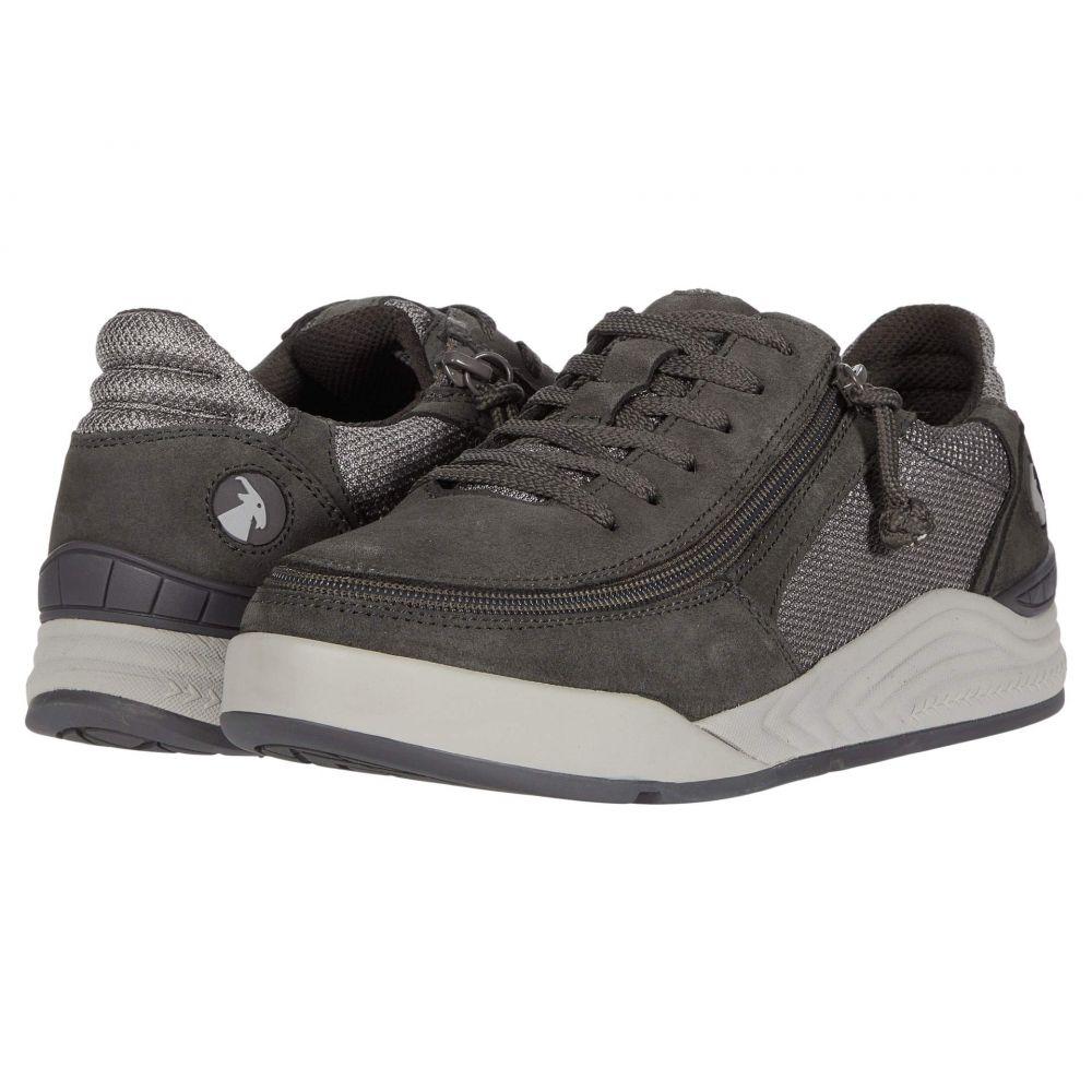ビリーフットウェア BILLY Footwear メンズ スニーカー シューズ・靴【Comfort Classic Lo】Charcoal/Grey