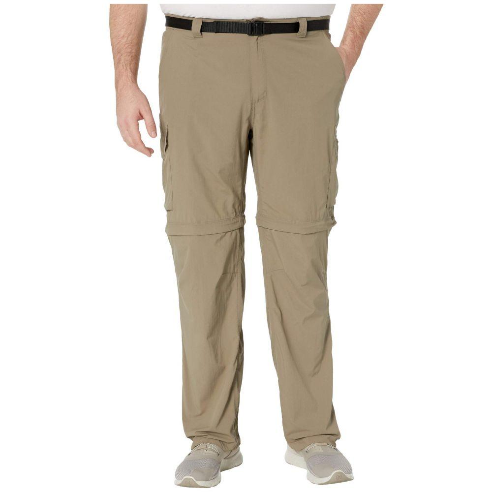コロンビア Columbia メンズ ボトムス・パンツ 大きいサイズ【Big & Tall Silver Ridge(TM) Convertible Pant】Sage