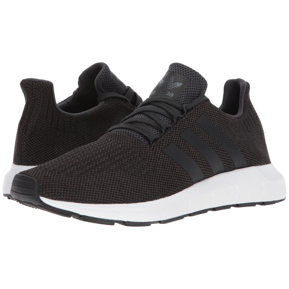 アディダス adidas Originals メンズ スニーカー シューズ・靴【Swift Run】Carbon/Black/Medium Grey Heather