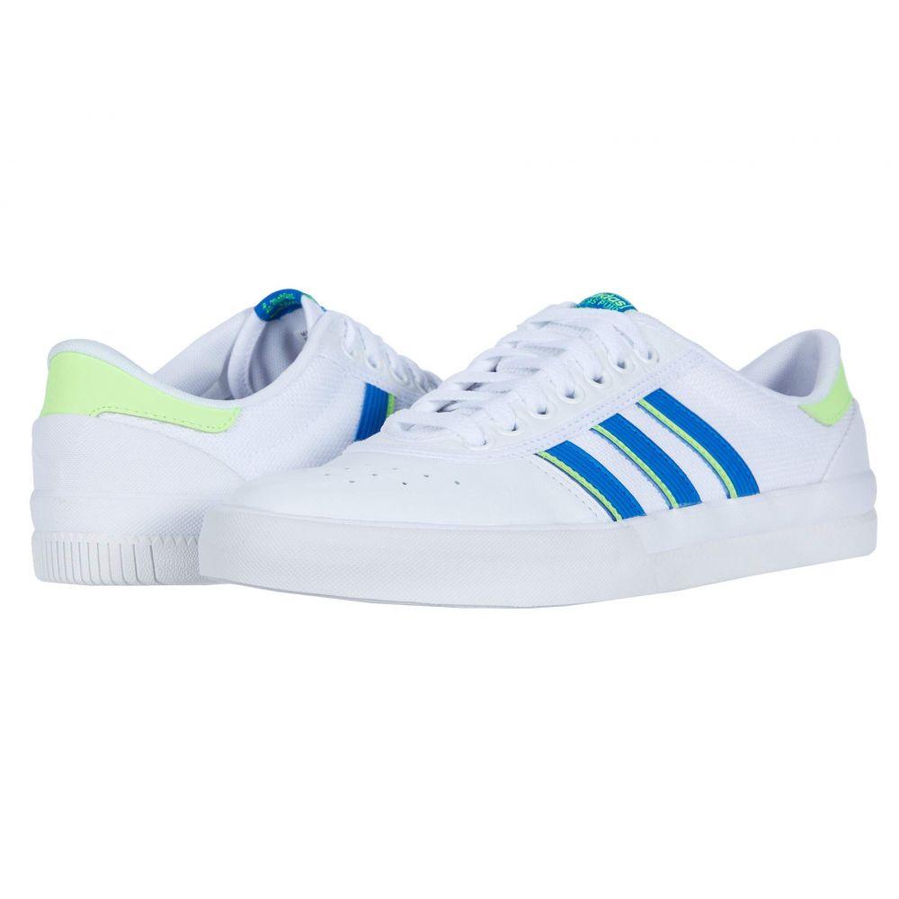 アディダス adidas Skateboarding レディース スニーカー シューズ・靴【Lucas Premiere】Footwear White/Glory Blue/Signal Green