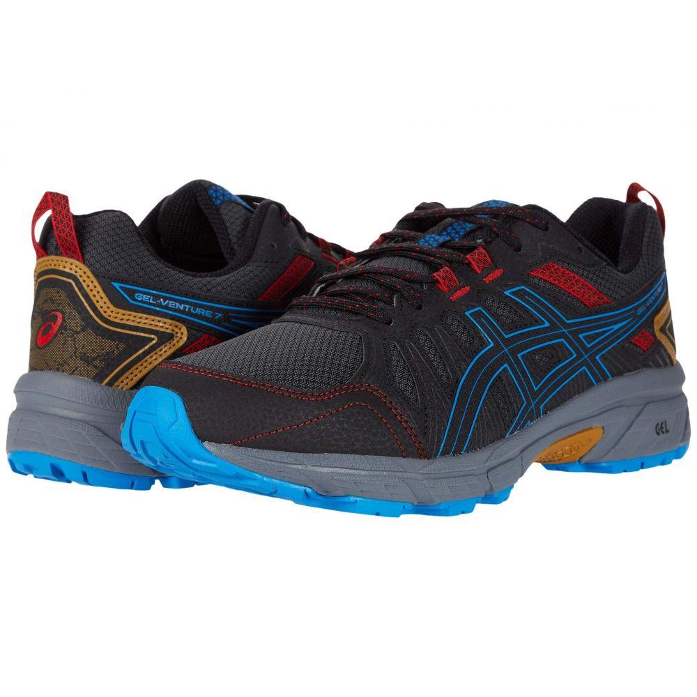 アシックス ASICS メンズ ランニング・ウォーキング シューズ・靴【GEL-Venture 7】Graphite Grey/Directoire Blue