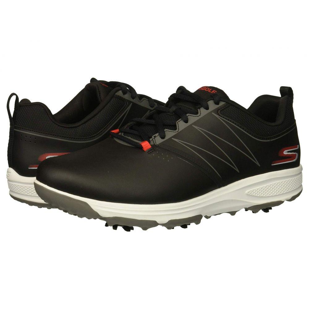 スケッチャーズ Skechers GO GOLF メンズ スニーカー シューズ・靴【Torque】Black/Red