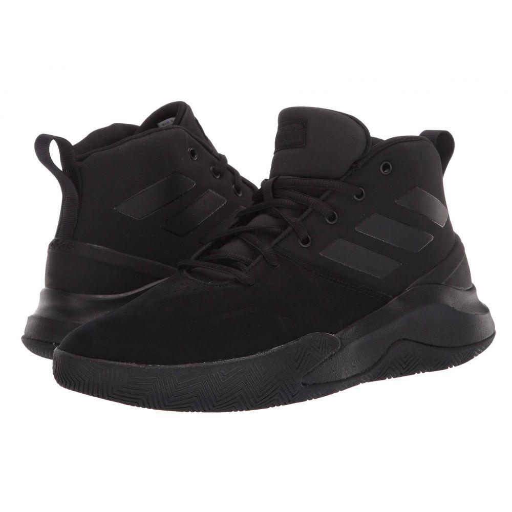 アディダス adidas メンズ バスケットボール シューズ・靴【Own The Game】Core Black/Core Black/Core Black