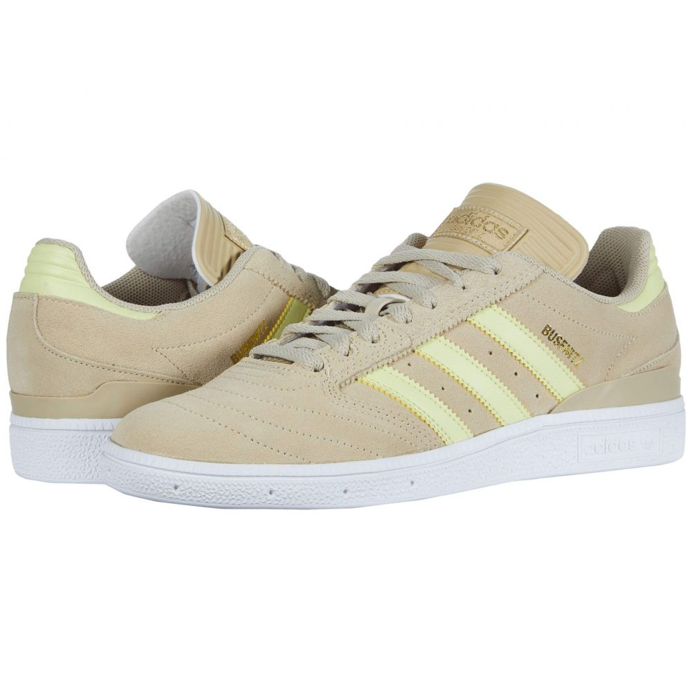アディダス adidas Skateboarding メンズ スニーカー シューズ・靴【Busenitz】Savannah/Yellow Tint/Footwear White