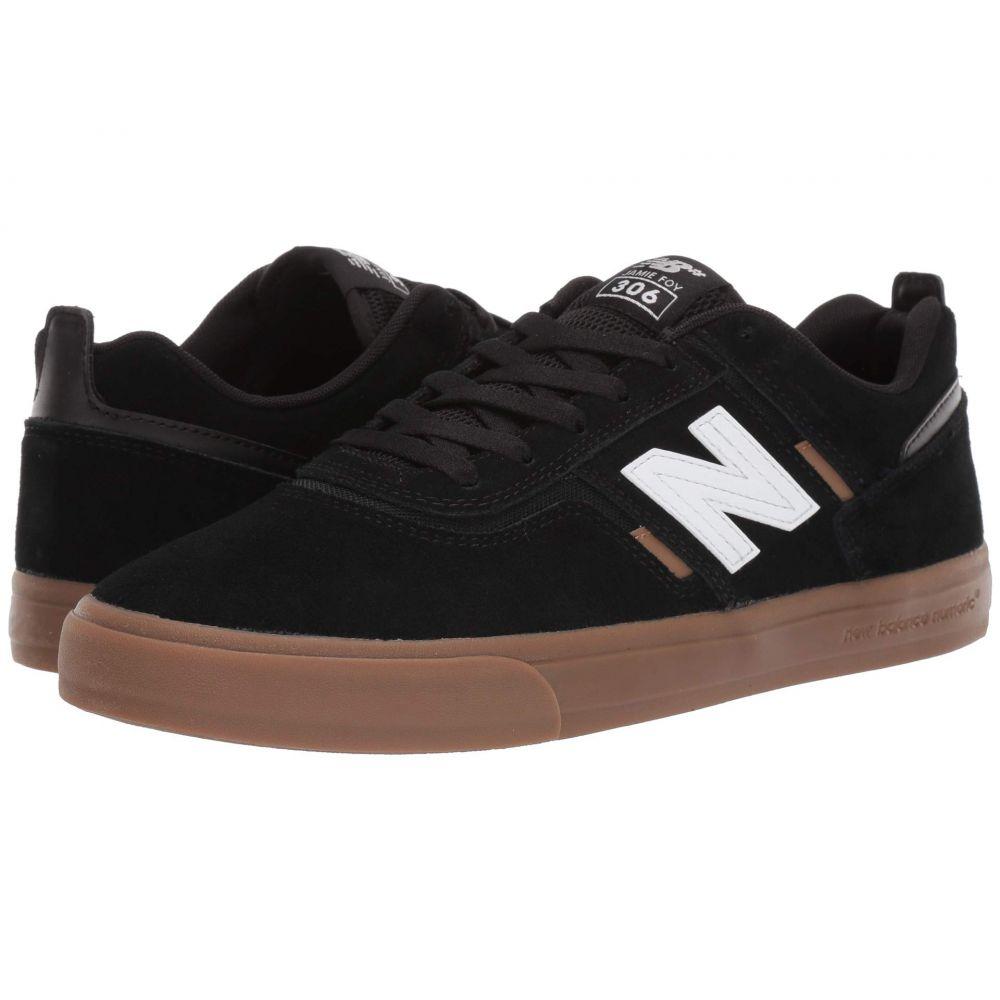 ニューバランス New Balance Numeric レディース スニーカー シューズ・靴【306】Black/Gum
