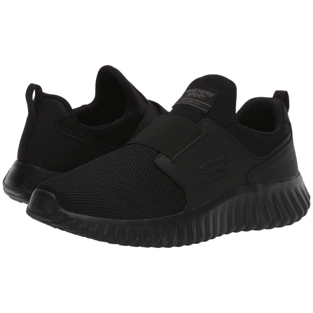 スケッチャーズ SKECHERS メンズ スニーカー シューズ・靴【Depth Charge 2.0】Black/Black