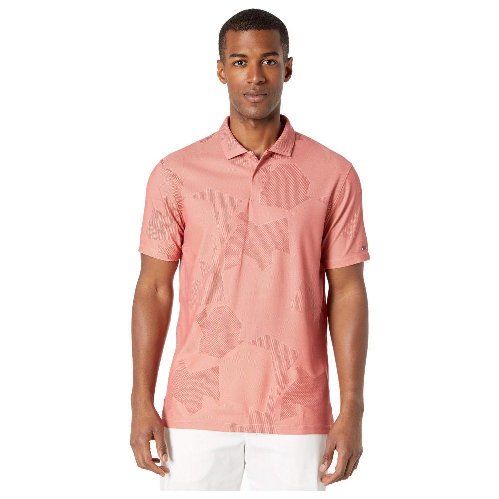 ナイキ Nike Golf メンズ ポロシャツ トップス【TW Dry Polo Camo Jacquard】Pink Quartz/Black