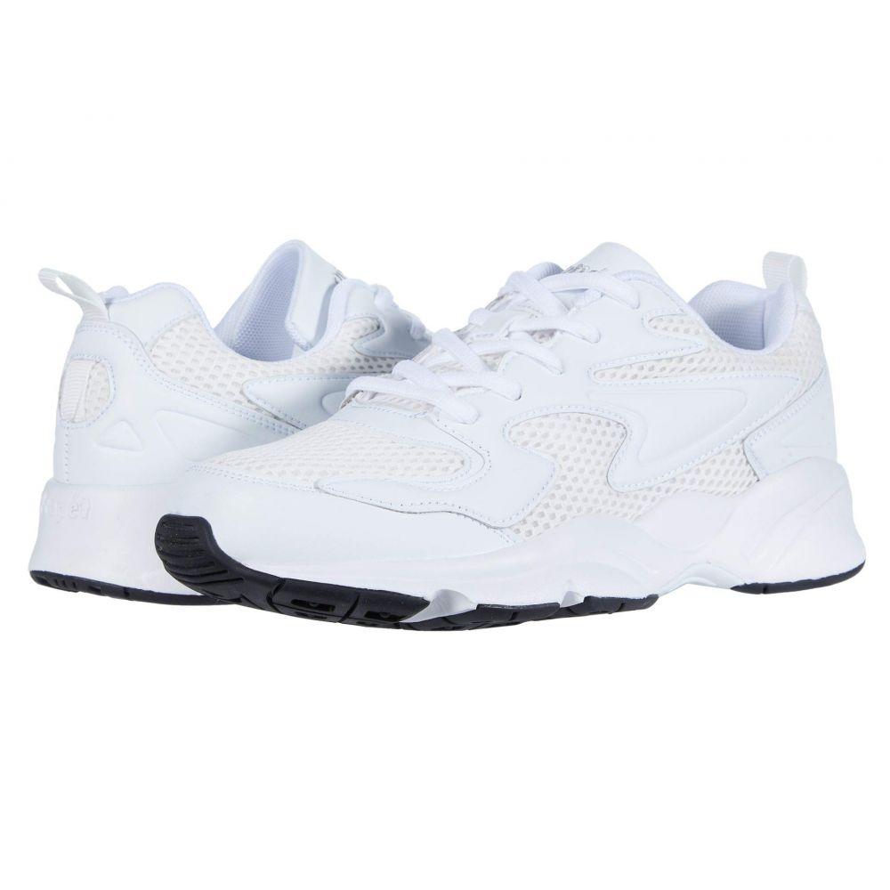 プロペット Propet メンズ スニーカー シューズ・靴【Stability Anthem】White