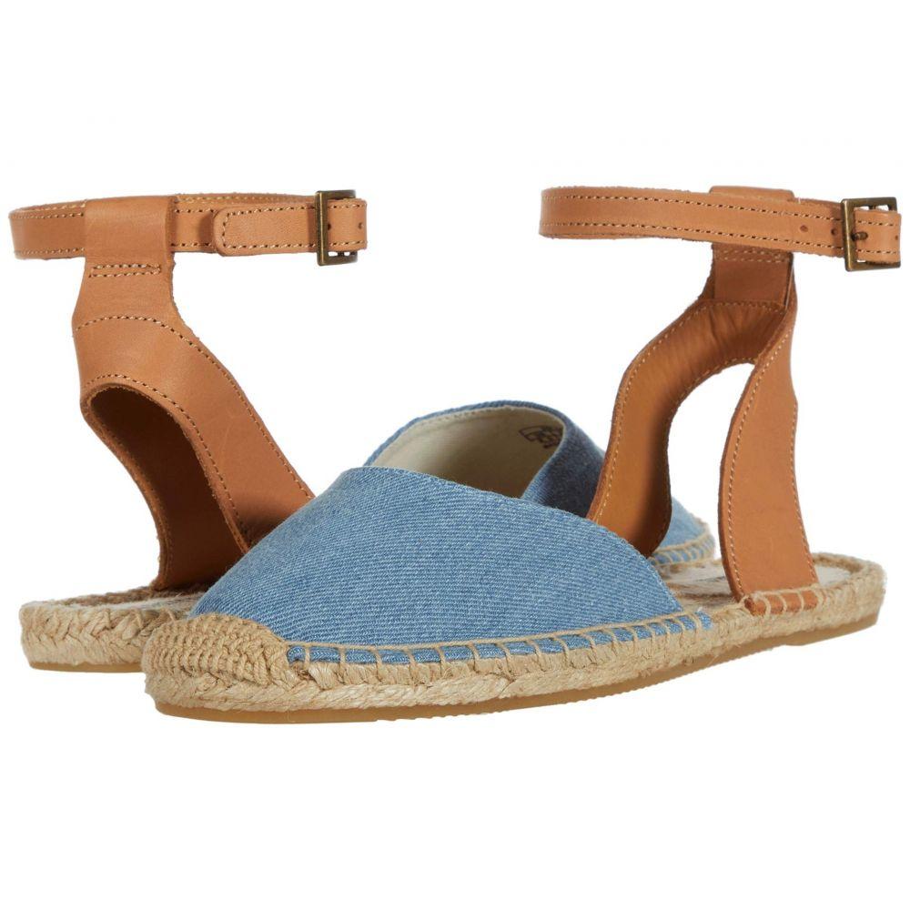 ソルドス Soludos レディース サンダル・ミュール シューズ・靴【Alix Classic Sandal】Light Blue