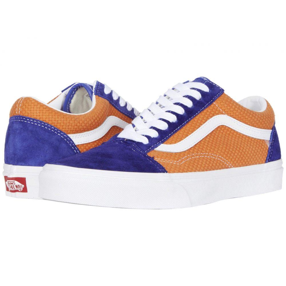 ヴァンズ Vans レディース スニーカー シューズ・靴【Old Skool(TM)】Royal Blue/Apricot Buff