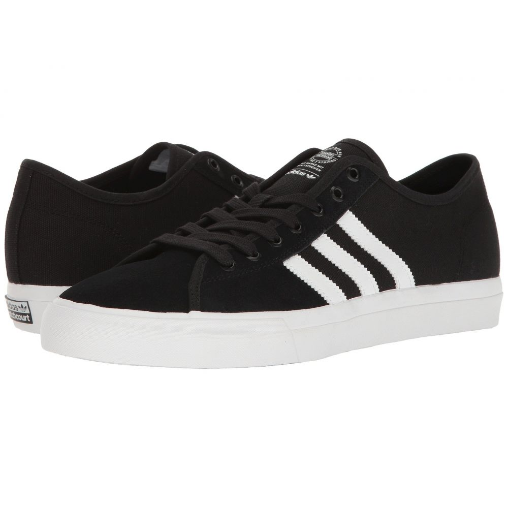 アディダス adidas Skateboarding メンズ スニーカー シューズ・靴【Matchcourt RX】Core Black/Footwear White/Core Black