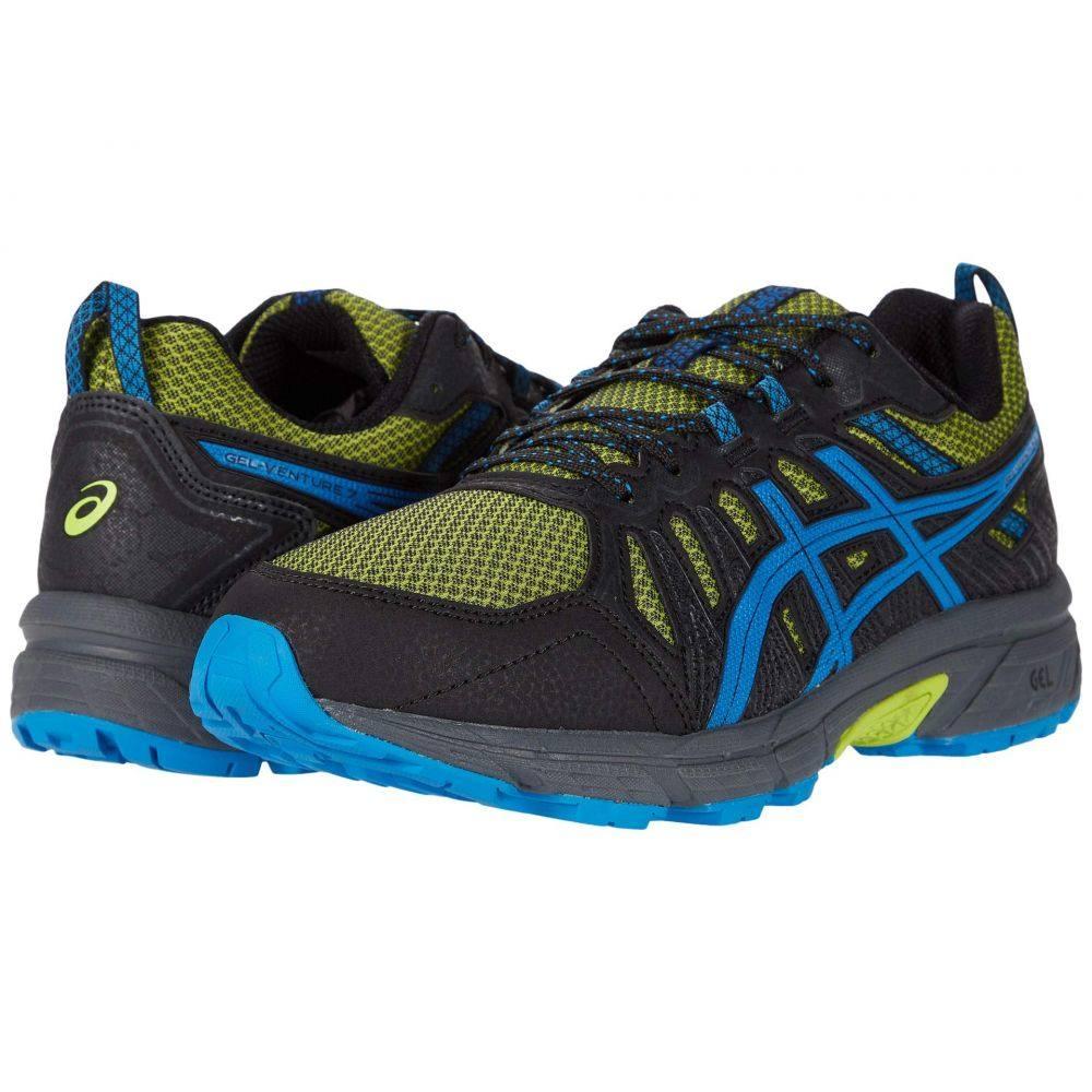アシックス ASICS メンズ ランニング・ウォーキング シューズ・靴【GEL-Venture 7】Neon Lime/Directoire Blue