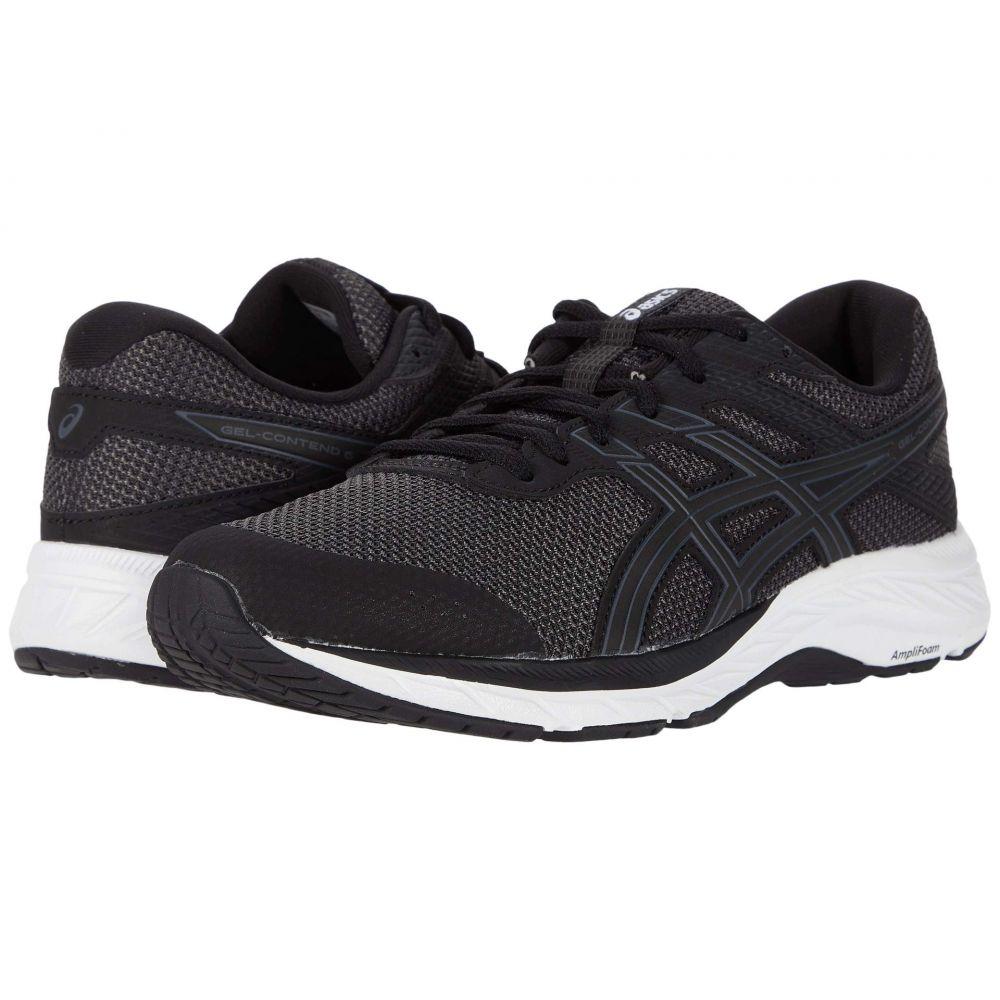 アシックス ASICS メンズ ランニング・ウォーキング シューズ・靴【GEL-Contend 6】Graphite Grey/Black