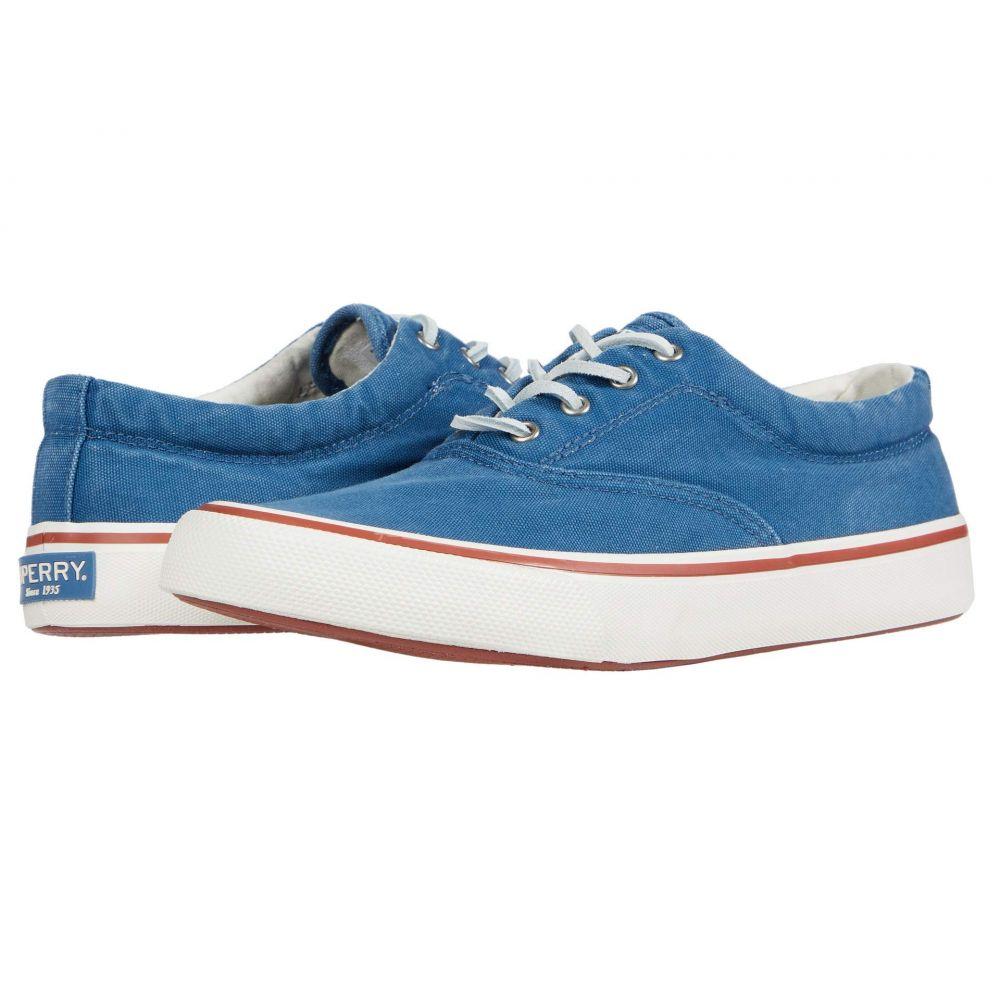 スペリートップサイダー Sperry メンズ スニーカー シューズ・靴【Striper II CVO Kick Back】Slate Blue