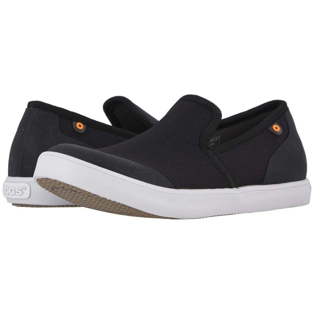 ボグス Bogs レディース スニーカー シューズ・靴【Kicker Loafer】Black