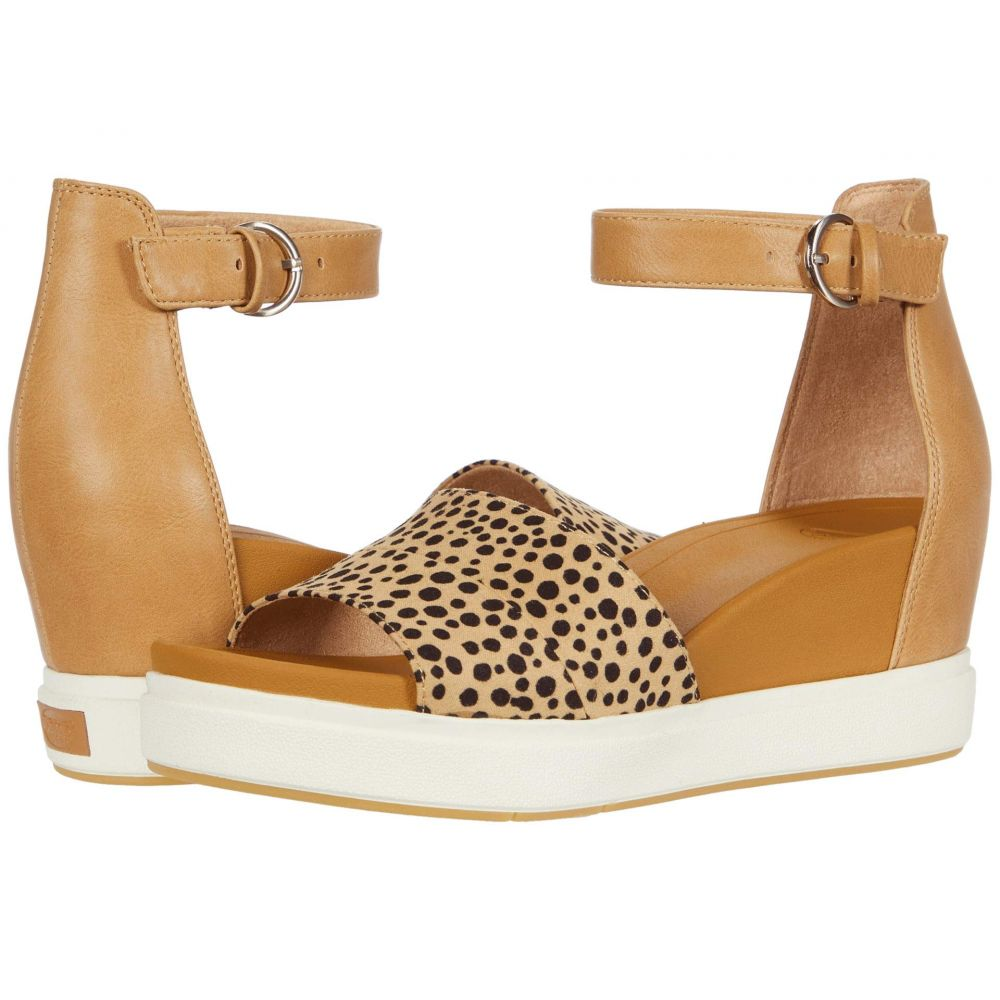 ドクター ショール Dr. Scholl's レディース サンダル・ミュール シューズ・靴【Show Off】Black Spotted Leopard