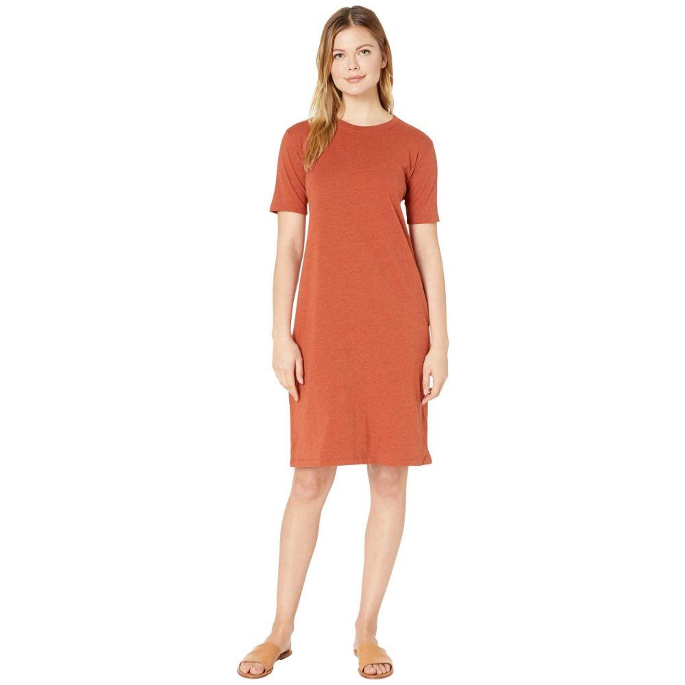 ペンドルトン Pendleton レディース ワンピース ワンピース・ドレス【Deschutes Tee Dress】Terra Cotta Heather