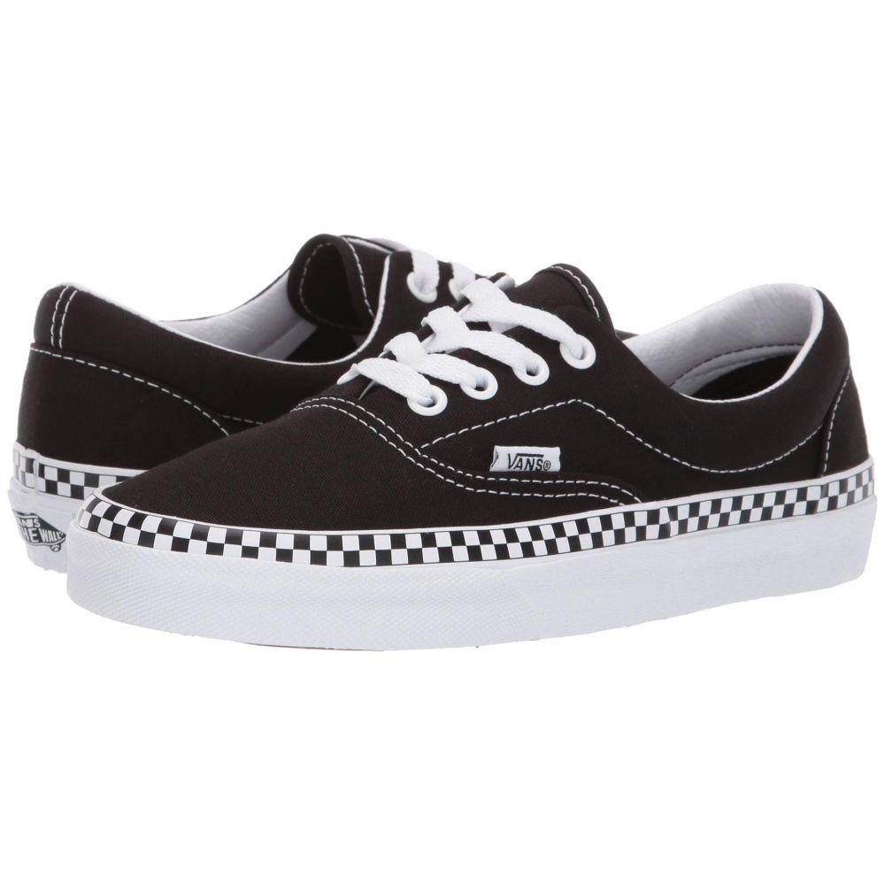 ヴァンズ Vans レディース スニーカー シューズ・靴【Era(TM)】Black/True White