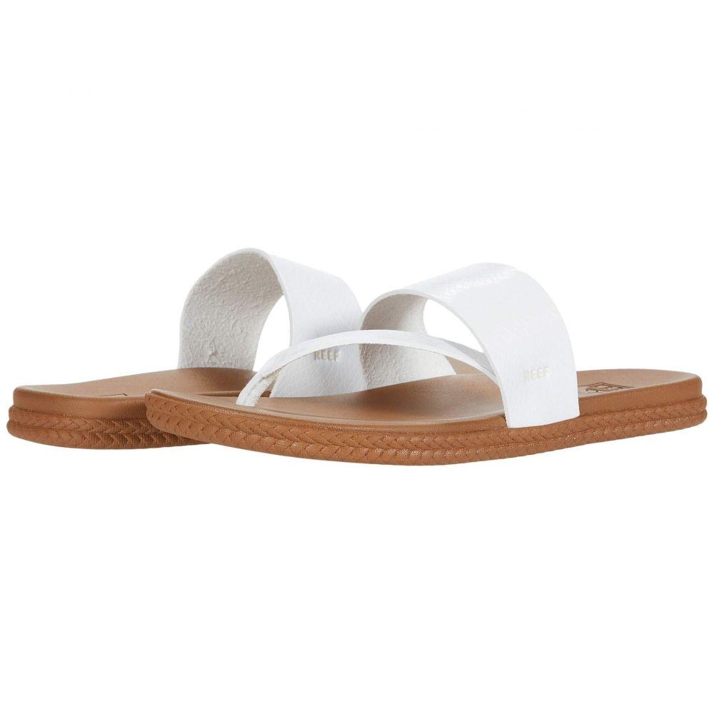 リーフ Reef レディース ビーチサンダル シューズ・靴【Cushion Bounce Sol】White/Snake