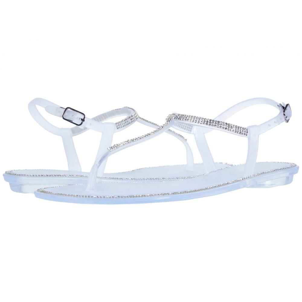 バッジェリー ミシュカ Jewel Badgley Mischka レディース サンダル・ミュール シューズ・靴【Normandy】Clear