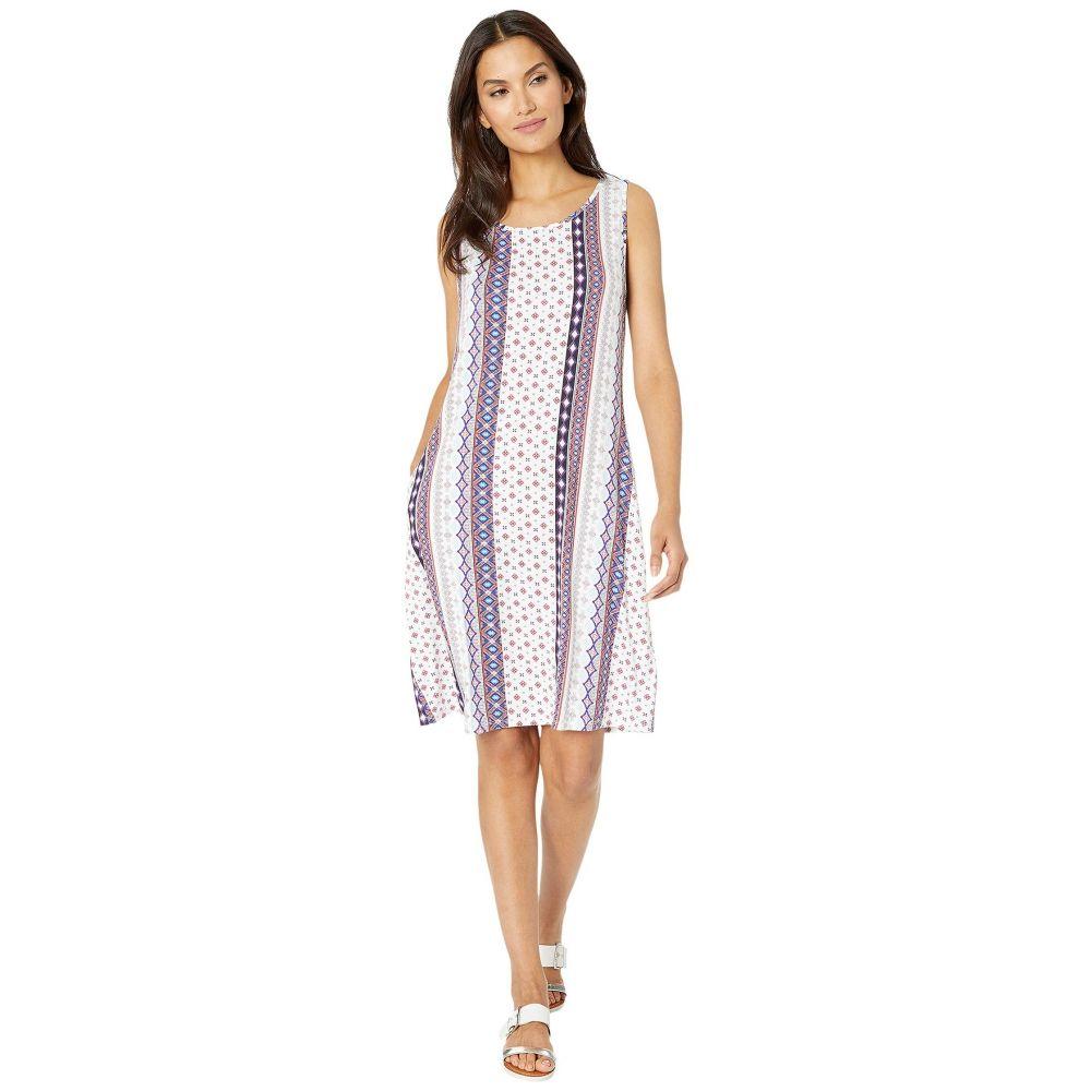 トリバル Tribal レディース ワンピース ワンピース・ドレス【Halter Dress w/ Pockets】White