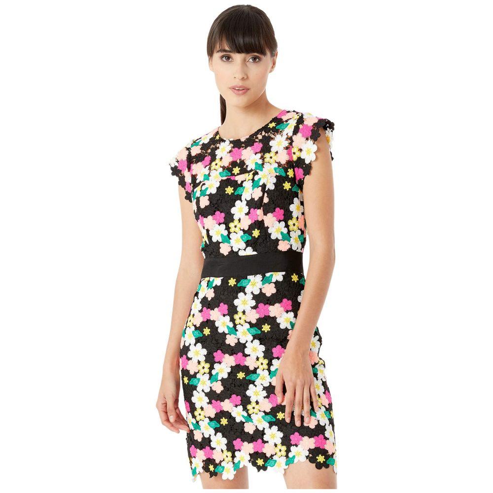 ミリー Milly レディース ワンピース ワンピース・ドレス【Floral Crochet Leila Dress】Multi