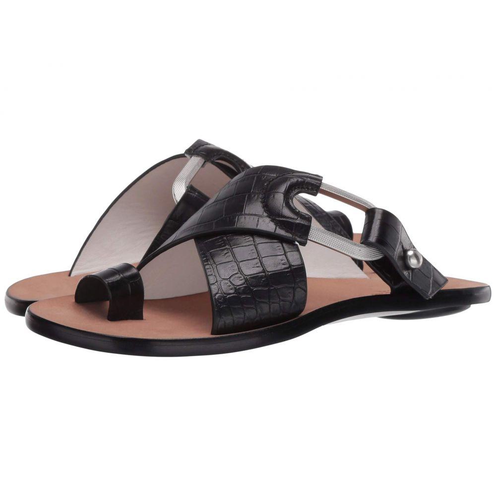 ラグ&ボーン rag & bone レディース サンダル・ミュール シューズ・靴【August Slide】Black Croco