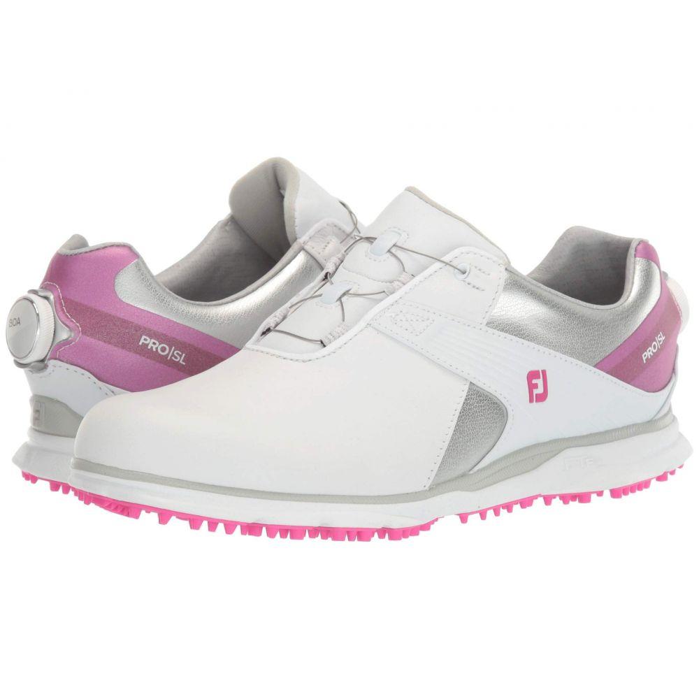 フットジョイ FootJoy レディース ゴルフ シューズ・靴【Pro SL】