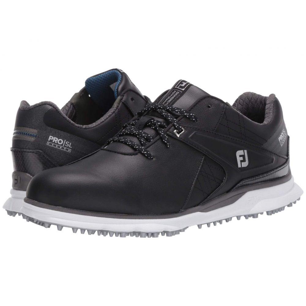 フットジョイ FootJoy メンズ ゴルフ シューズ・靴【Pro SL Carbon】Black