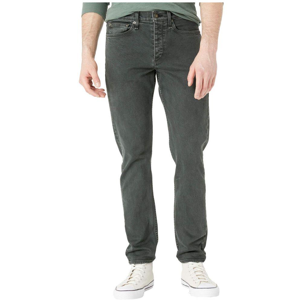 ラグ&ボーン rag & bone メンズ ジーンズ・デニム ボトムス・パンツ【Fit 2 Jeans】Fatigue Green