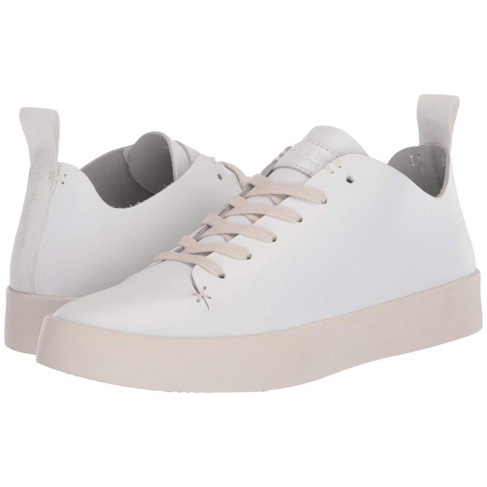スニーカー White & rag Slim】Bright ラグ&ボーン メンズ bone シューズ・靴【Rb