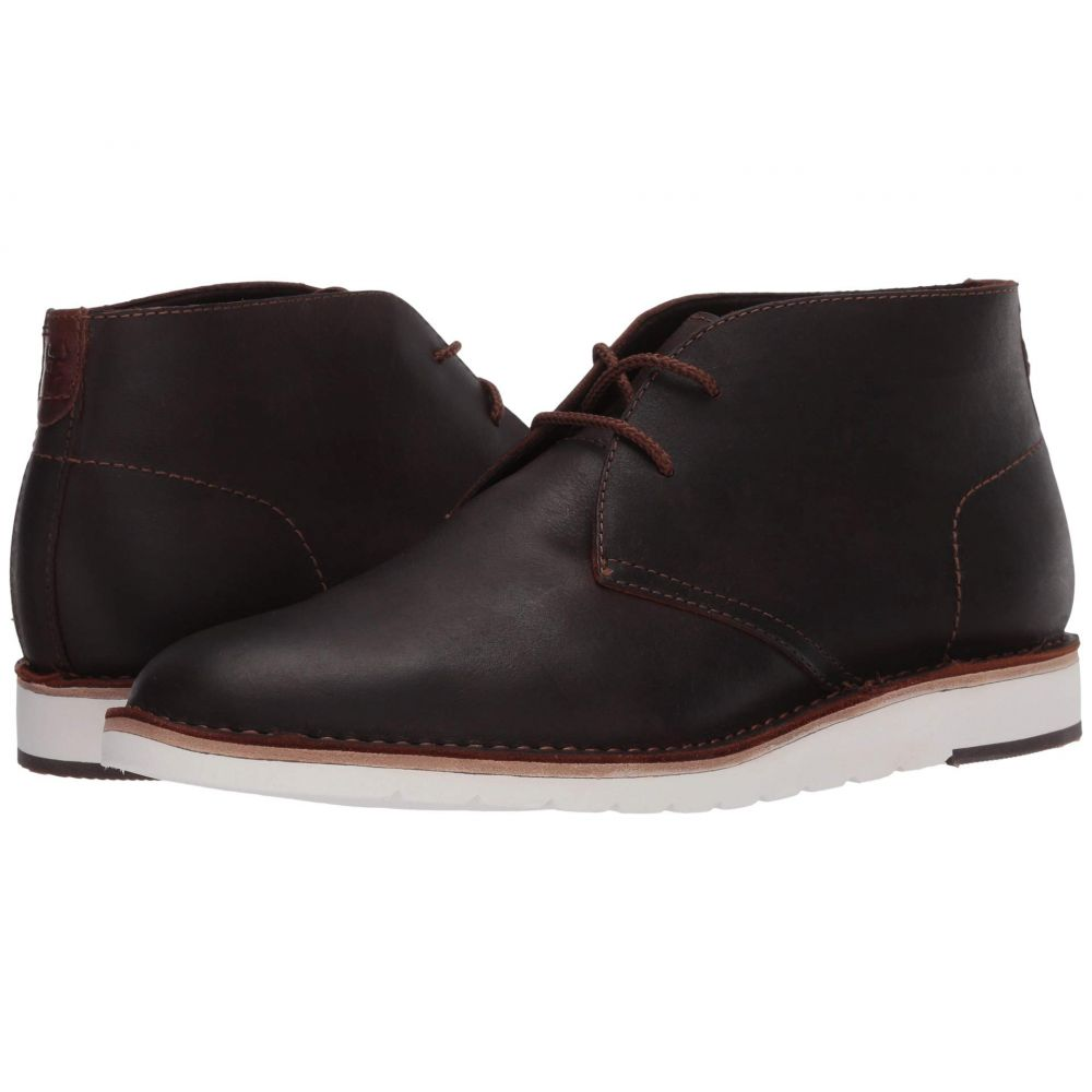 トラスク Trask メンズ ブーツ シューズ・靴【Bardon】Brown English Calfskin