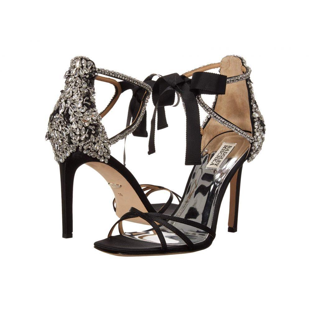 バッジェリー ミシュカ Badgley Mischka レディース サンダル・ミュール シューズ・靴【Joanie】Black