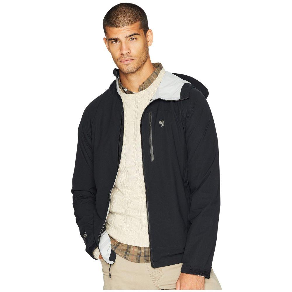 マウンテンハードウェア Mountain Hardwear メンズ ジャケット アウター【Stretch Ozonic(TM) Jacket】Black
