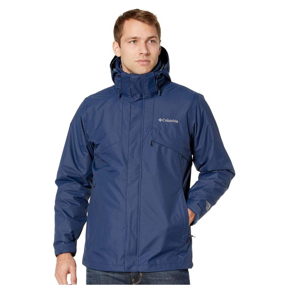 コロンビア Columbia メンズ スキー・スノーボード ジャケット アウター【Bugaboo(TM) II Fleece Interchange Jacket】Collegiate Navy/Dark Mountain Heather
