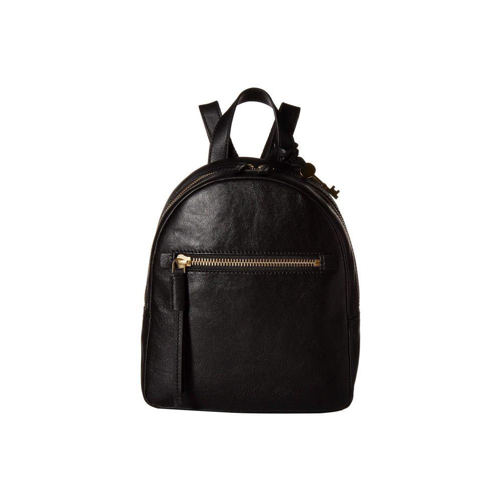 フォッシル Fossil レディース バックパック・リュック バッグ【Megan Backpack】Black