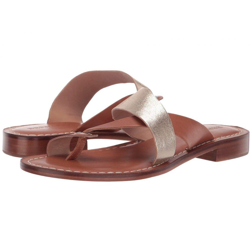 ベルナルド Bernardo レディース サンダル・ミュール シューズ・靴【Tia Sandal】Distressed Platinum/Luggage