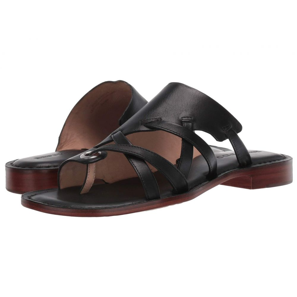 ベルナルド Bernardo レディース サンダル・ミュール シューズ・靴【Tenley】Black Antique Calf
