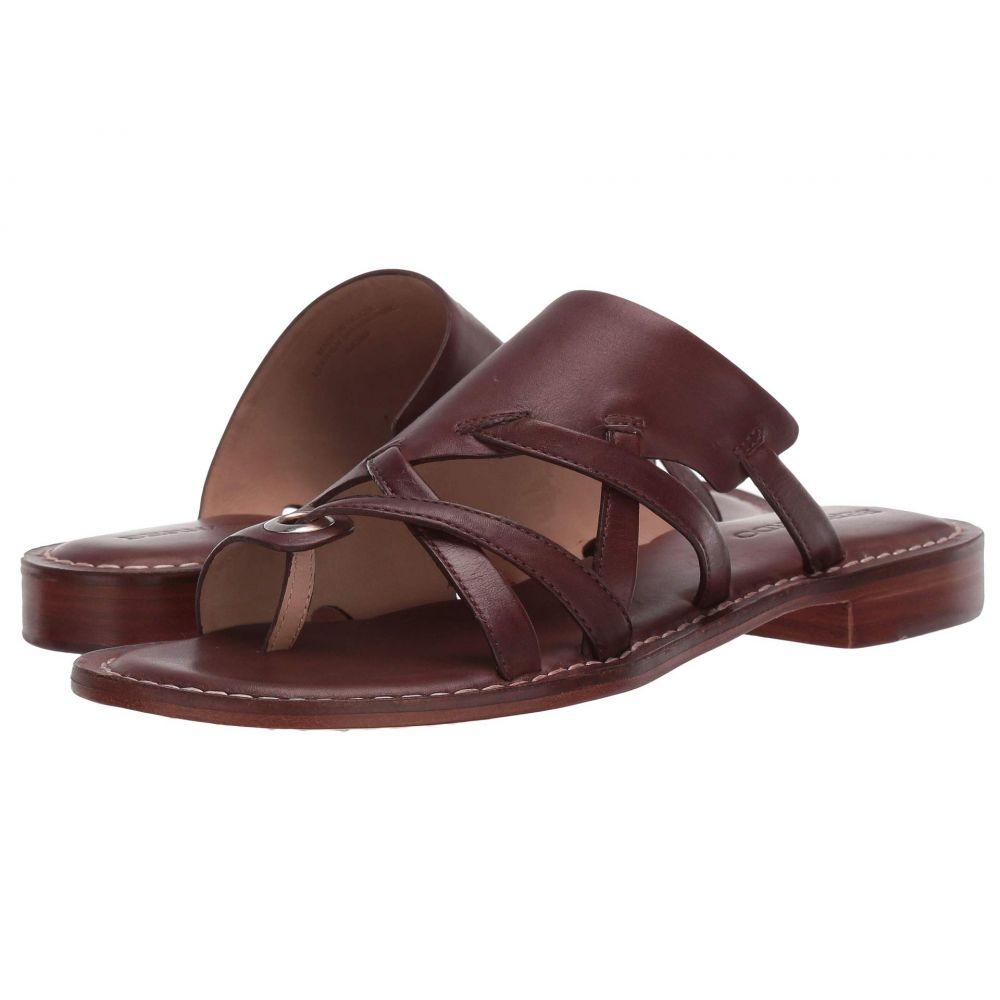 ベルナルド Bernardo レディース サンダル・ミュール シューズ・靴【Tenley】Hot Chocolate Antique Calf