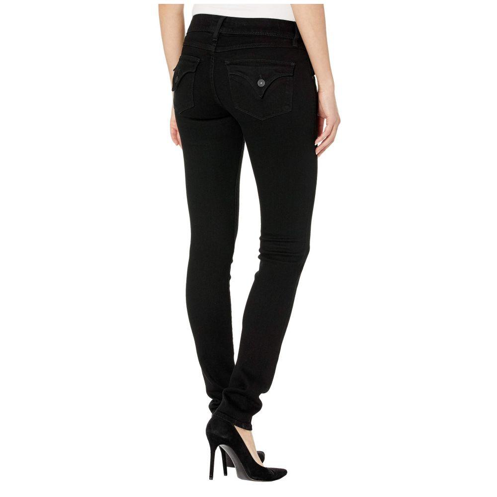 ハドソンジーンズ Hudson Jeans レディース ジーンズ・デニム ボトムス・パンツ【Collin Mid-Rise Skinny in Black】Black