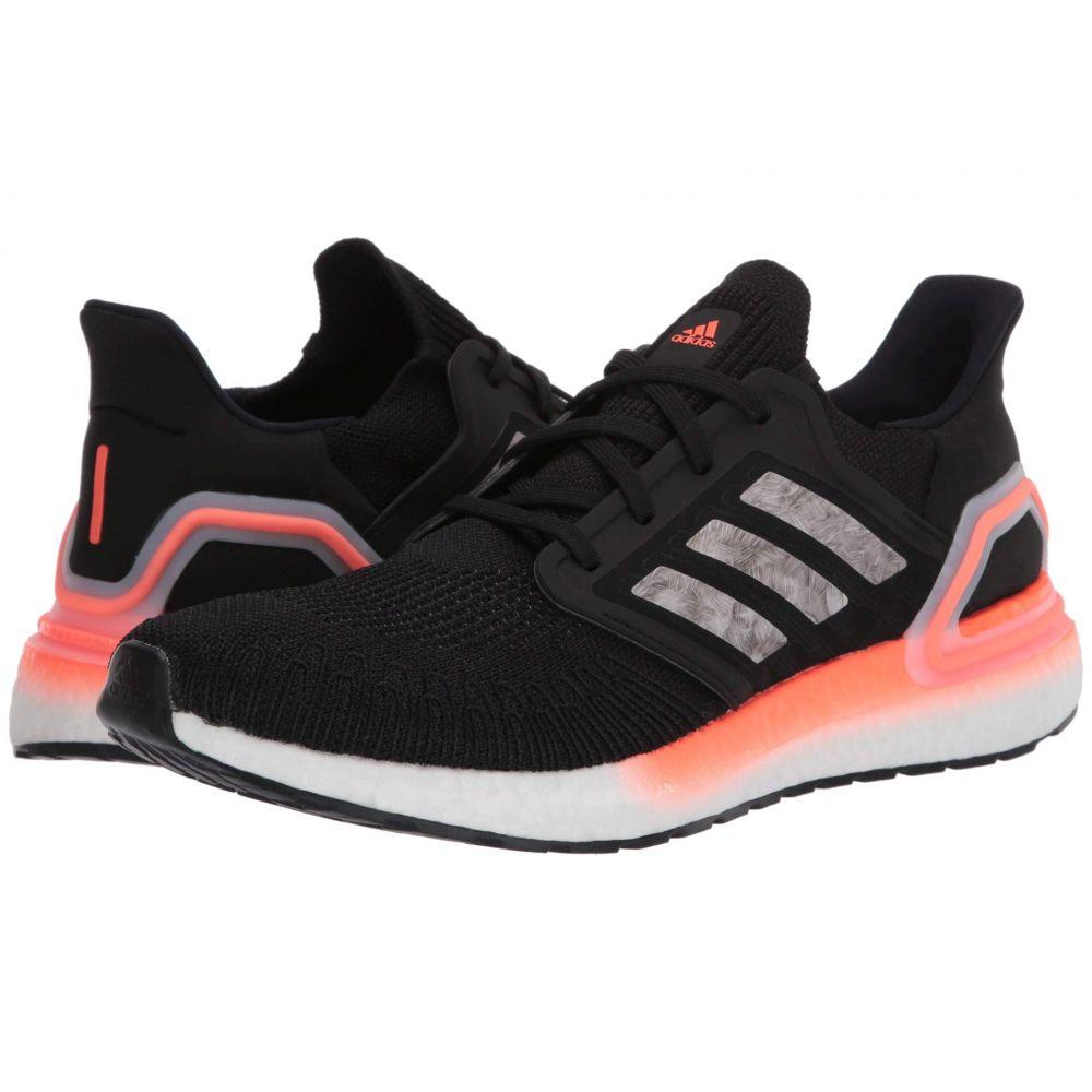 アディダス adidas Running メンズ ランニング・ウォーキング シューズ・靴【Ultraboost 20】Core Black/Footwear White/Signal Coral
