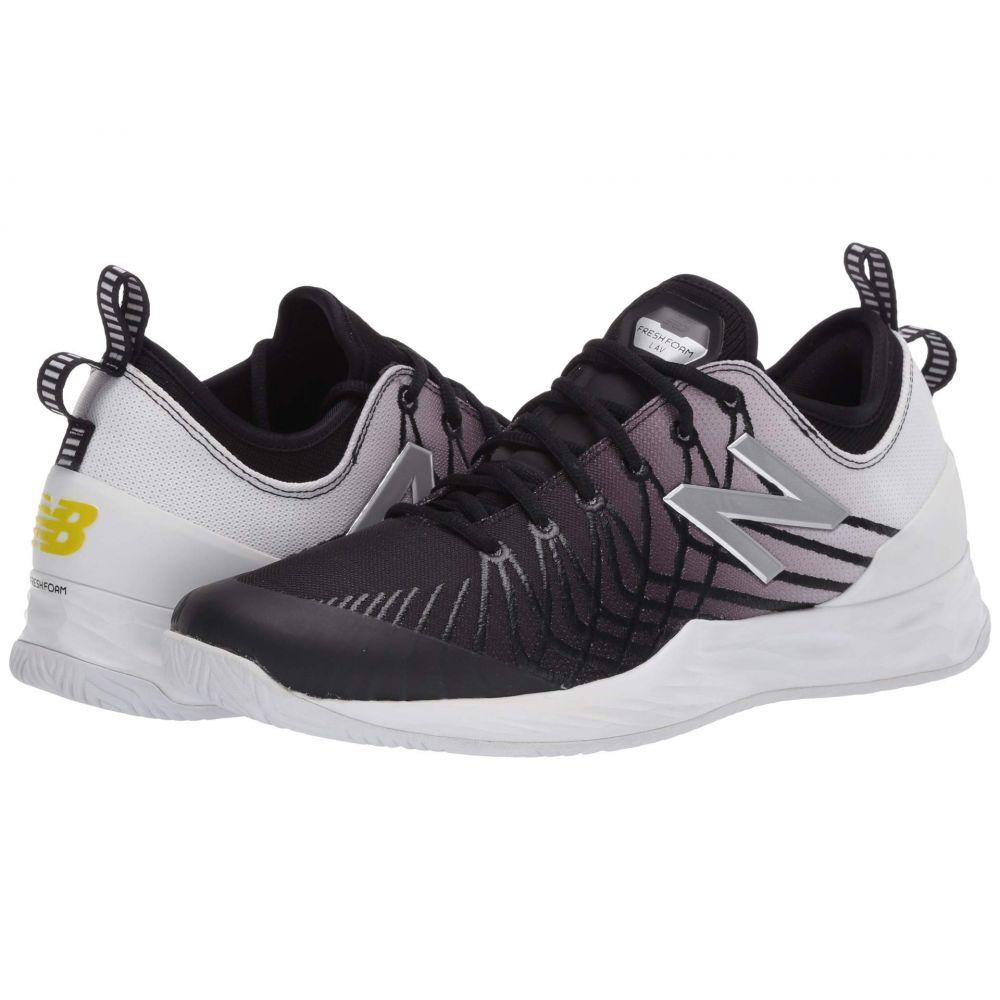 ニューバランス New Balance メンズ テニス シューズ・靴【Fresh Foam Lav】Black/White
