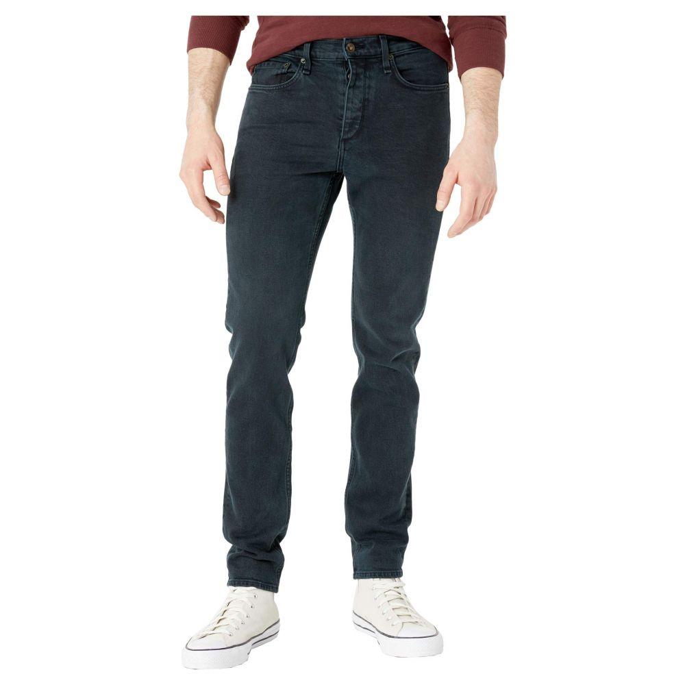 ラグ&ボーン rag & bone メンズ ジーンズ・デニム ボトムス・パンツ【Fit 2 Slim Fit Jeans】Blackened/Navy